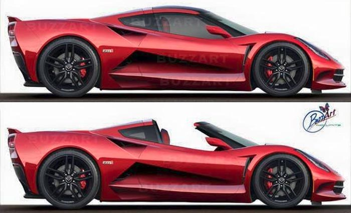 2019 Corvette Zora >> [PIC] The Mid-Engined C8 Corvette Zora ZR1 Rendered - Corvette: Sales, News & Lifestyle