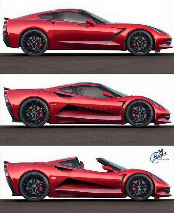 [PIC] The Mid-Engined C8 Corvette Zora ZR1 Rendered ...