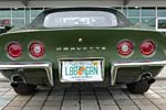 [PICS] The Corvette Vanity Plates of Bloomington Gold 2015