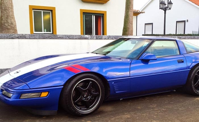 [STOLEN] 1996 Corvette Grand Sport Stolen in Suffolk England