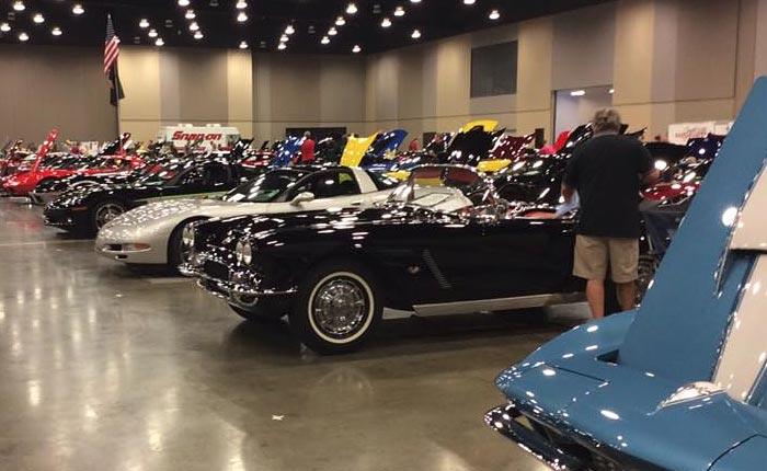 Tax Man Targets Mississippi Corvette Club's Charity Show