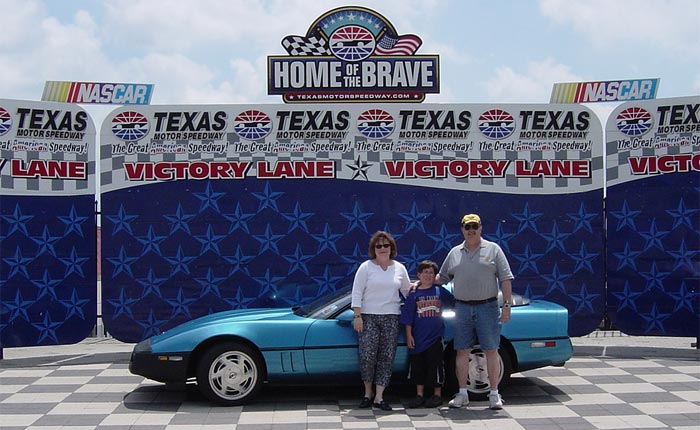 Man Donates His Late Brother's 1989 Corvette to the National Corvette Museum