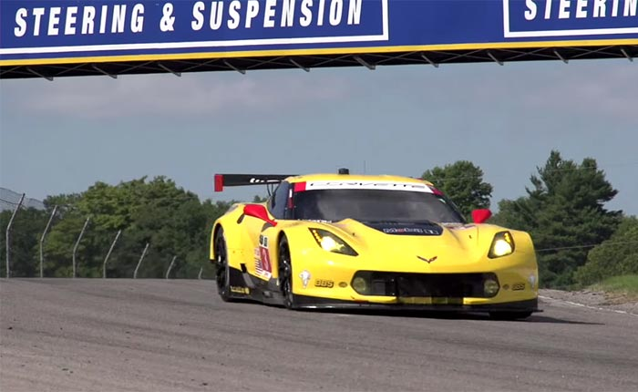 [VIDEO] How Much Does Corvette Racing Love Canadian Tire Motorsports Park?