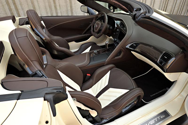 PICS C7 Corvette Z06 Gets The Caravaggio Treatment