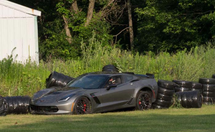 [ACCIDENT] C7 Corvette Z06 Crashes at the Race Track
