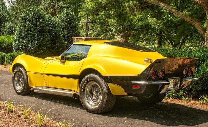 Corvettes on eBay: 1972 Motion Moray GT Corvette