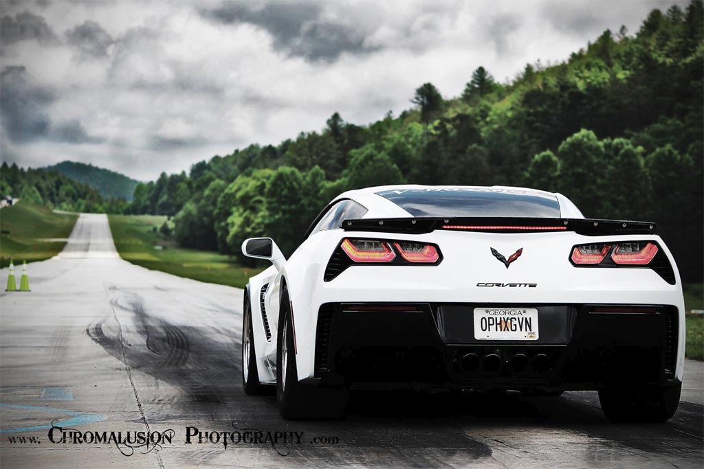 PICS] Vengeance Racing's 1088 Horsepower Corvette Z06