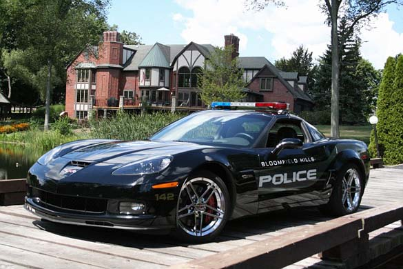 Gallery Corvette Police Cars 34 Corvette Photos Corvette Sales News Amp Lifestyle