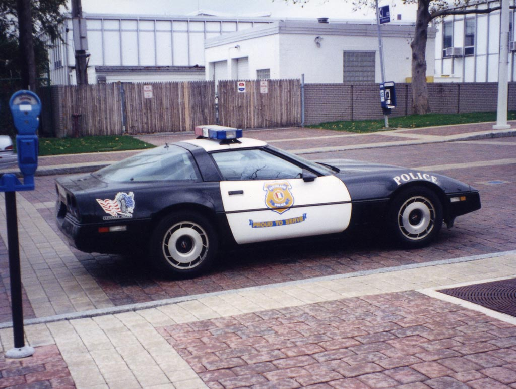 Gallery Corvette Police Cars 34 Corvette Photos