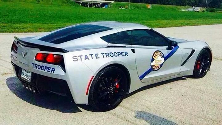 [GALLERY] Corvette Police Cars (34 Corvette photos ...
