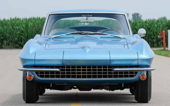 Bunkie Knudsen's 1964 Corvette to be offered at RM Sotheby's Monterey Sale