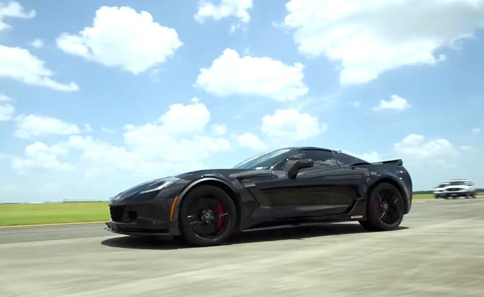 VIDEO] Hennessey Performance Runs a Corvette Z06 to 175 MPH ...