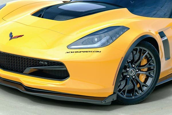 Corvette Z06 For Sale >> Add Z06 Aerodynamics Parts to Your 2014-15 Corvette Stingray from Zip - Corvette: Sales, News ...