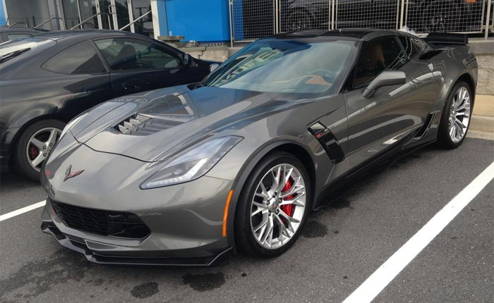 Corvette Delivery Dispatch with National Corvette Seller Mike Furman for Week of August 1st