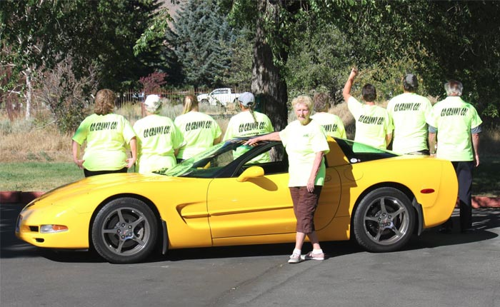 Granny Hits 171 MPH in Her C5 Corvette at the Sun Valley Road Rally