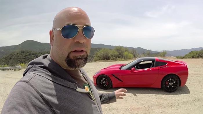 [VIDEO] Matt Farah Drives a 600 hp Magnuson Supercharged Corvette Stingray