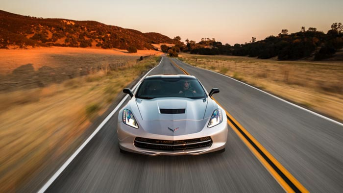 [RECALL] 2014 Corvette Stingray Recalled in the Middle East over Airbag Placement