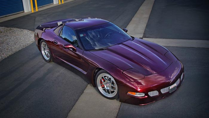 Corvettes on eBay: One of a Kind 2002 Corvette Lingenfelter