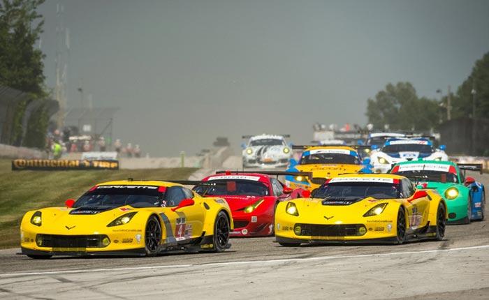 Corvette Racing at Road America: Familiar Surroundings for the Cross Flags