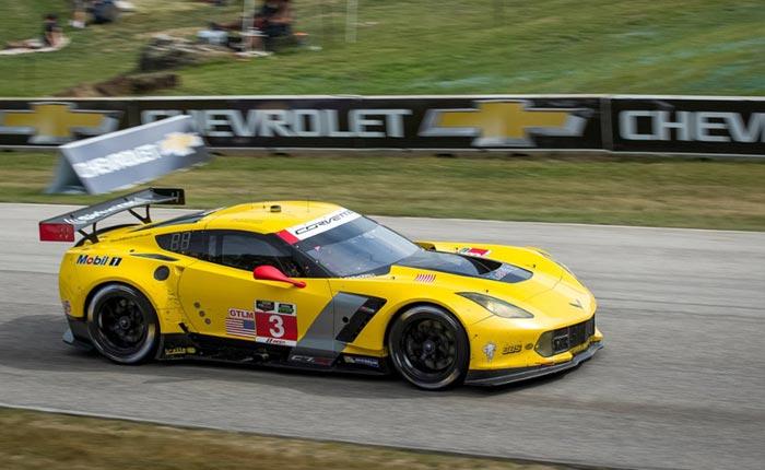 Merveilleux Corvette Racing At Road America: Familiar Surroundings For The  Cross Flags