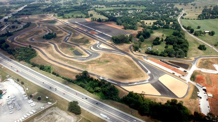 Corvette Museum's Attorneys Respond to Motorsports Park Noise Violation