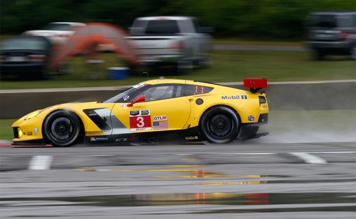 Corvette Racing at Road America: Second for Garcia in GTLM Qualifying