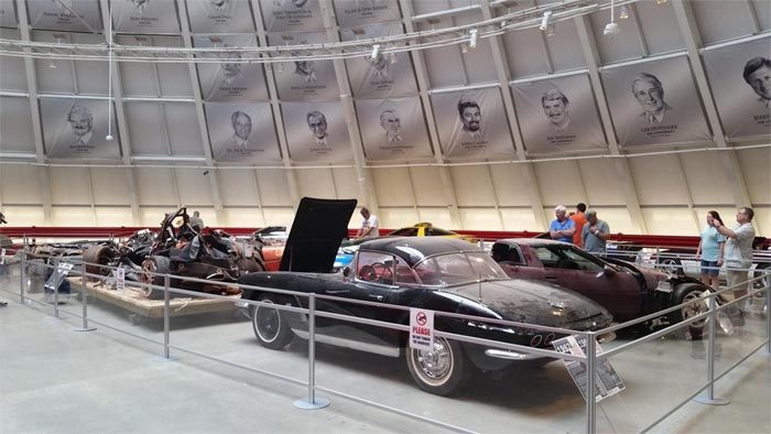 The National Corvette Museum Skydome Reopens to the Public
