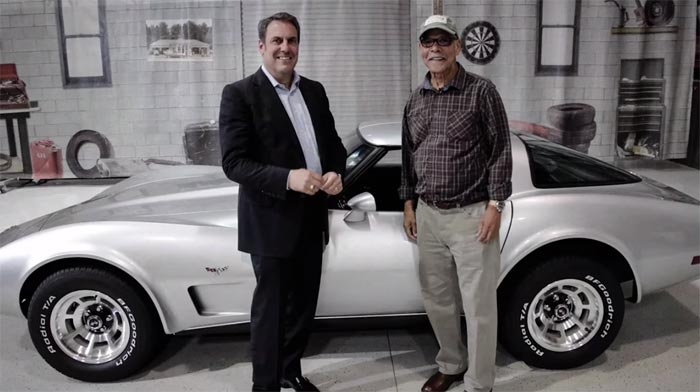 [VIDEO] Another Look at George Talley's Stolen, Recovered and Now Restored 1979 Corvette
