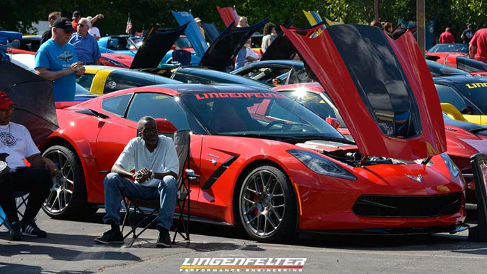 [GALLERY] Corvettes on Woodward