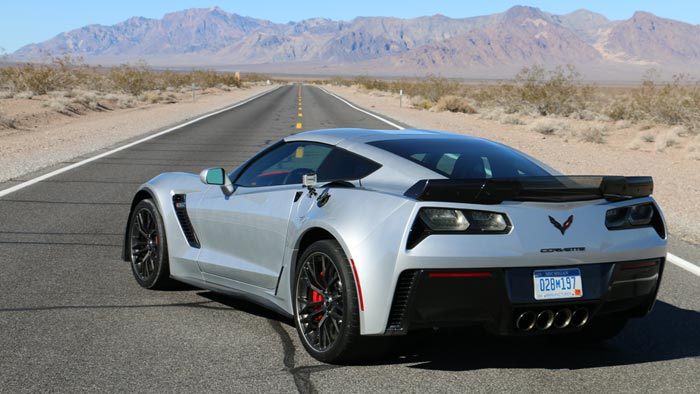 Chevy Says You Should Change Your Corvette Z06's Oil After First 500 Miles