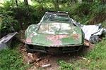 [PICS] 1972 Corvette Field Car Gets a Second Chance on eBay