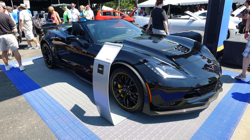 The Corvettes of the 2015 Woodward Dream Cruise