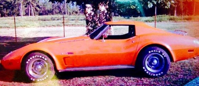 [STOLEN] 1976 Corvette Stolen in Arkansas