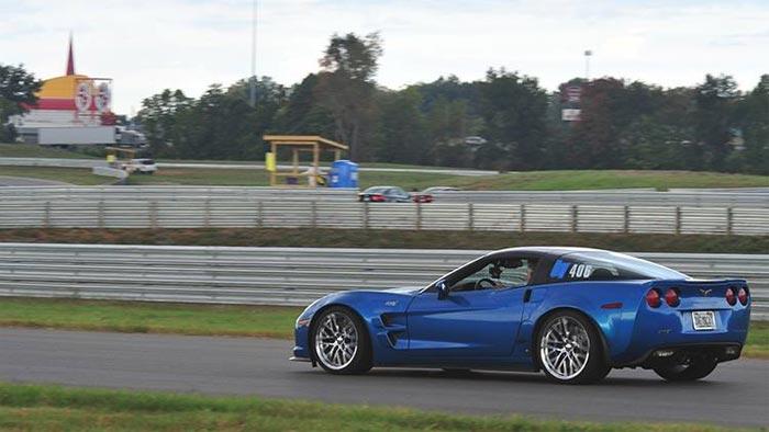Corvette Museum's Motorsports Park Fined $100 Fine Over Noise Violation