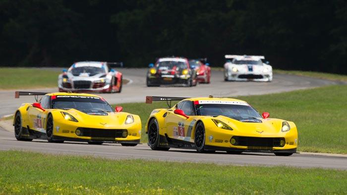 Corvette Racing at VIR: Still in the Running for GTLM Titles