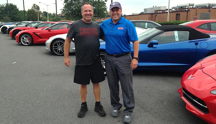 Corvette Delivery Dispatch with National Corvette Seller Mike Furman for Week of August 23rd