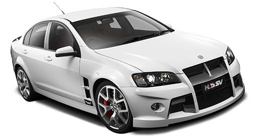 Holden Could Get the C6 Corvette ZR1's LS9 for its Commodore Flagship