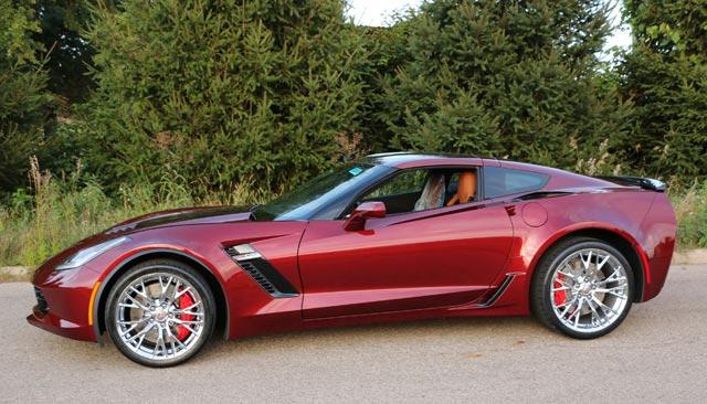 pics 2016 corvette z06 in new long beach red corvette sales news lifestyle. Black Bedroom Furniture Sets. Home Design Ideas