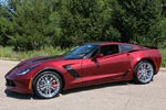 [PICS] 2016 Corvette Z06 in New Long Beach Red