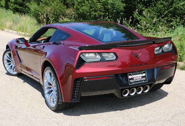 [PICS] 2016 Corvette Z06 in New Long Beach Red - Corvette ...