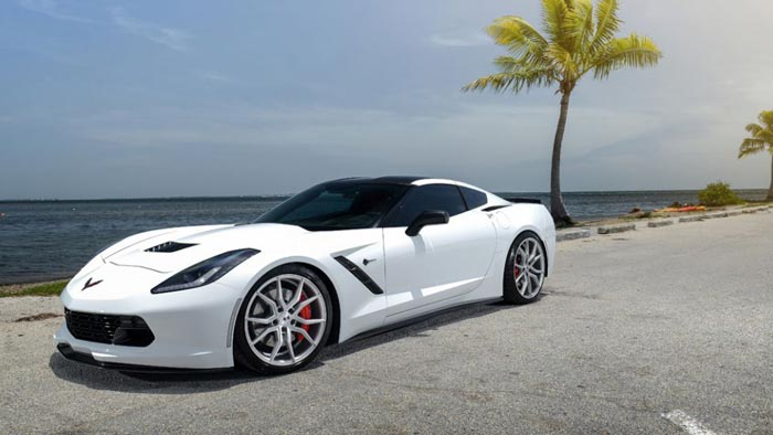 [PICS] XO Verona Offers Affordable Concave Wheels For the C7 Corvette Stingray