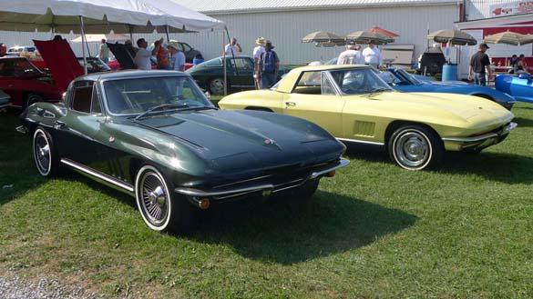 Midyear Monday - Corvettes at Carlisle Edition!