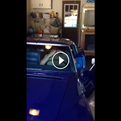 [VIDEO] Woman Reduced to Tears Upon Seeing Her New Corvette