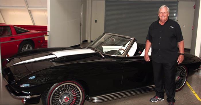 Rick Hendrick's Corvette Hall of Fame Induction Video