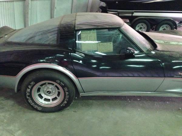 Corvettes on Craigslist: 1978 Corvette Indy 500 Pace Car with 7
