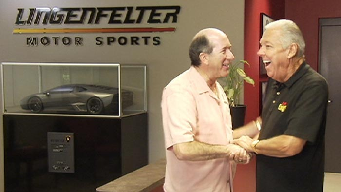 DVR Alert! Lingenfelter Collection to be featured on Car Crazy TV Show
