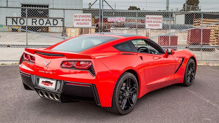 C8 Corvette Looking More Likely to Serve as Holden's New V8 Sports Car in Australia