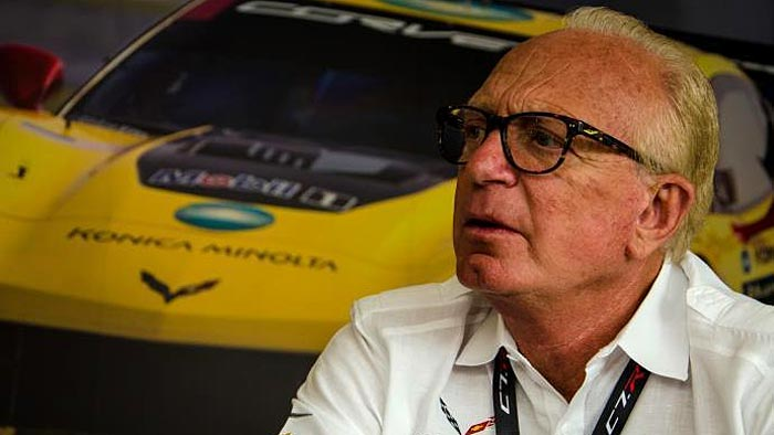 [PODCAST] Corvette Racing's Doug Fehan Featured on Speedcast