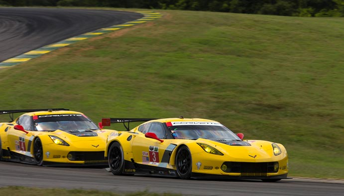Corvette Racing at COTA: Aiming for On-Track Success in Lone Star State