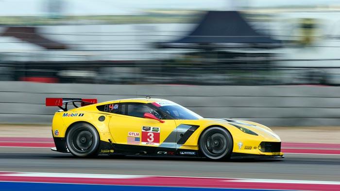 Corvette Racing at COTA: Garcia Fourth in GTLM Qualifying in Corvette C7.R